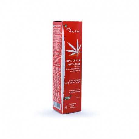 CBD organic cream - Acne Control - 50ml
