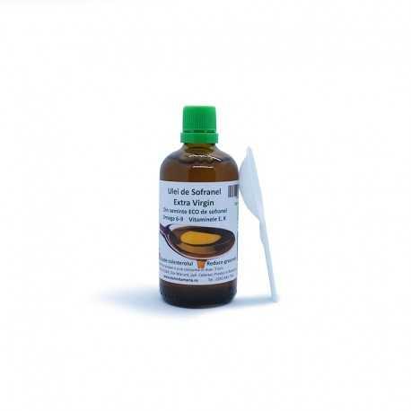Extra virgin safflower oil 100 ml