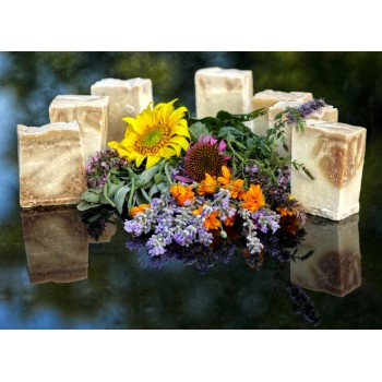 Hemp & Chamomile Natural Soap